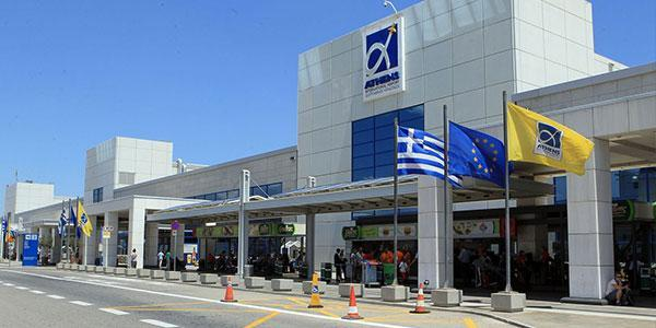 Transfer to airports in Greece