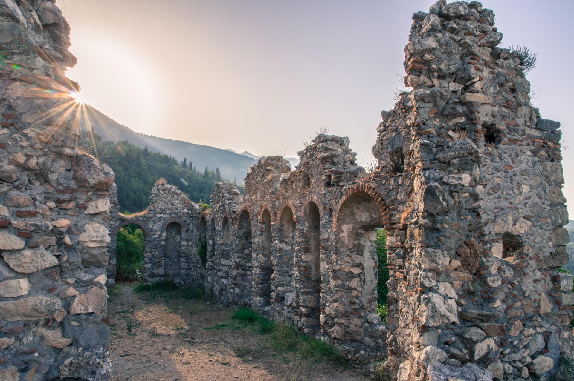 Sparta - Mystras Full Day Tour